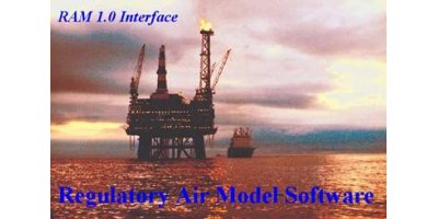 ESDV - Version RAM 1.0 - Multiple Source Air Quality Modeler and Analyzer