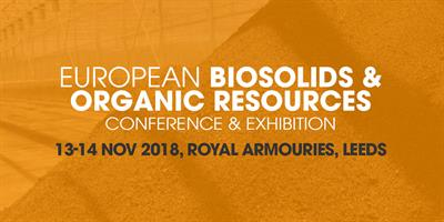 European Biosolids & Organic Resources Conference & Exhibition