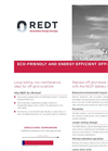 REDT Energy Storage for Off-grid Datasheet