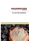 Fly Ash for Concrete Brochure