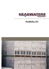 Powerlite - Lightweight Aggregate for Concrete Blocks Brochure