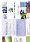 Eco-Innovate- Brochure