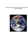 Carbon Management Guide - Brochure