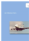 Air Pollution FAQs- Brochure