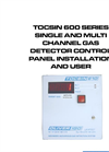 Tocsin 601 Single Channel Control Panel Fact Sheet (PDF 357 KB)