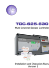IGD - Model TOC-625 - Multi-channel Detector Controller - Manual