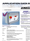 IGD - Model PGF-30 - Gas Proving and Gas Detection Control Panel - Datasheet