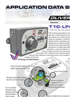 Oliver IGD - Model TOC-10 Series - Domestic Gas Detector - Datasheet