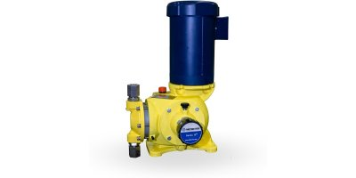 MACROY - Model G Series - Metering Pumps