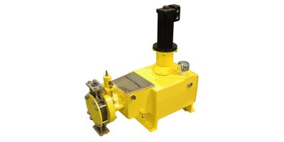 Model CENTRAC Series - Metering Pumps