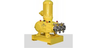 Megaroyal - Diaphragm Process Pump
