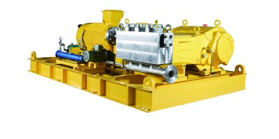 Poweroyal - Positive Displacement Reciprocating Pump