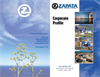 Zapata Engineering Company Profile Brochure