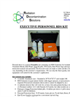 Executive Personnel Rds Kit Brochure