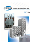 UAS - SFC Series - Downward Flow Cartridge Dust Collectors Brochure