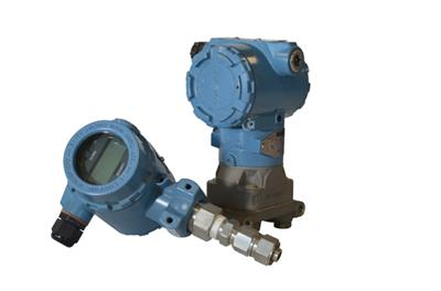 Rose Mount - Model 3051 CD1 - Pressure Meter