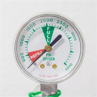 Oxygen Pressure Gauge Calibration - UKAS Pressure Calibration Services