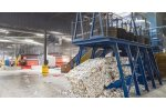 Industrial shredders system for Paper and cardboard shredding inddustry