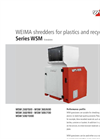 Series WSM - Granulators Brochure
