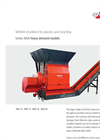 WEIMA - WLK 13 - WLK 15 - WLK 18 - WLK 20 - Shredders for Plastics and Recycling Brochure