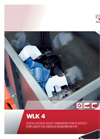 Model WLK 4 - Multipurpose Shredder Brochure