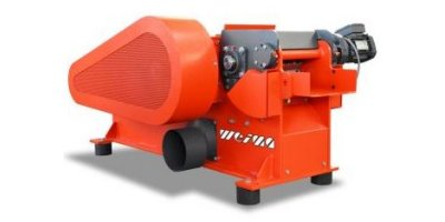 WEIMA - Model WLH Beaver - Horizontal Shredder