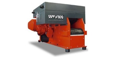 WEIMA Leopard - Model WLH 400 - Secondary Shredder