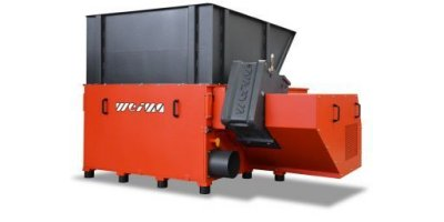 WEIMA - Model WL 15 - Single-Shaft Shredder
