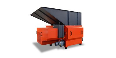 WEIMA - Model WL 10 - Single-Shaft Shredder
