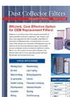 Dust Collector Filters - Brochure