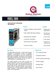 580A Combustible Gas Monitor Data Sheet