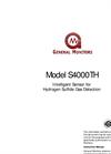 S4000TH - Hydrogen Sulfide (H2S) Gas Detector - Manual