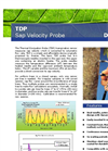 Dynamax - Model TDP - Sap Velocity - Thermal Dissipation Probe - Brochure