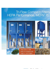 Tri-Flow - Industrial Pleated Filters Brochure