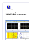 Geophysical Data Analyzer GaiaSpectrum Brochure