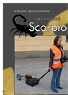Scorpio Utility Detection System - Take The Lead Brochure