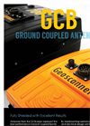 Model GCB Series - Ground Coupled Bowtied Antenna - Brochure
