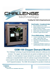 ODM - 100 - Oxygen Demand Monitor – Brochure