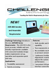 AER-800 Aerobic and Anaerobic Respirometer - Brochure