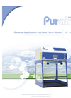 Purair - Basic Series - Ductless Fume Hoods Brochure