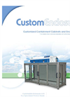 Custom Enclosure Series - Classroom Demonstration Hoods Brochure
