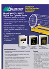 Model 3001 - 3006 - Digital Ton & Multiple Ton Cylinder Scales Brochure