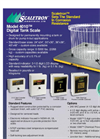 Model 4010 - Digital Tank Scale Brochure