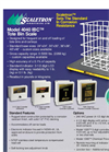IBC - Model 4040 - Tote Bin Scale Brochure