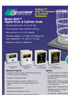Model 4020 - Digital Drum & Cylinder Scale Brochure