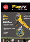 92XT Maggie Magnetic Locator Brochure