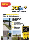 Rex - Multiple Frequency Pipe & Cable Locator - Brochure