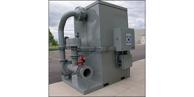 Gas Fired Catalytic Oxidizer