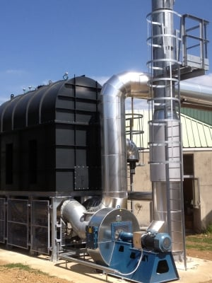 Intellishare - Regenerative Thermal Oxidizer (RTO)