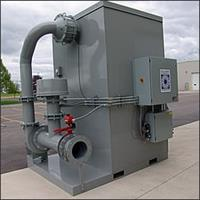 Intellishare - Gas Fired Catalytic Oxidizer